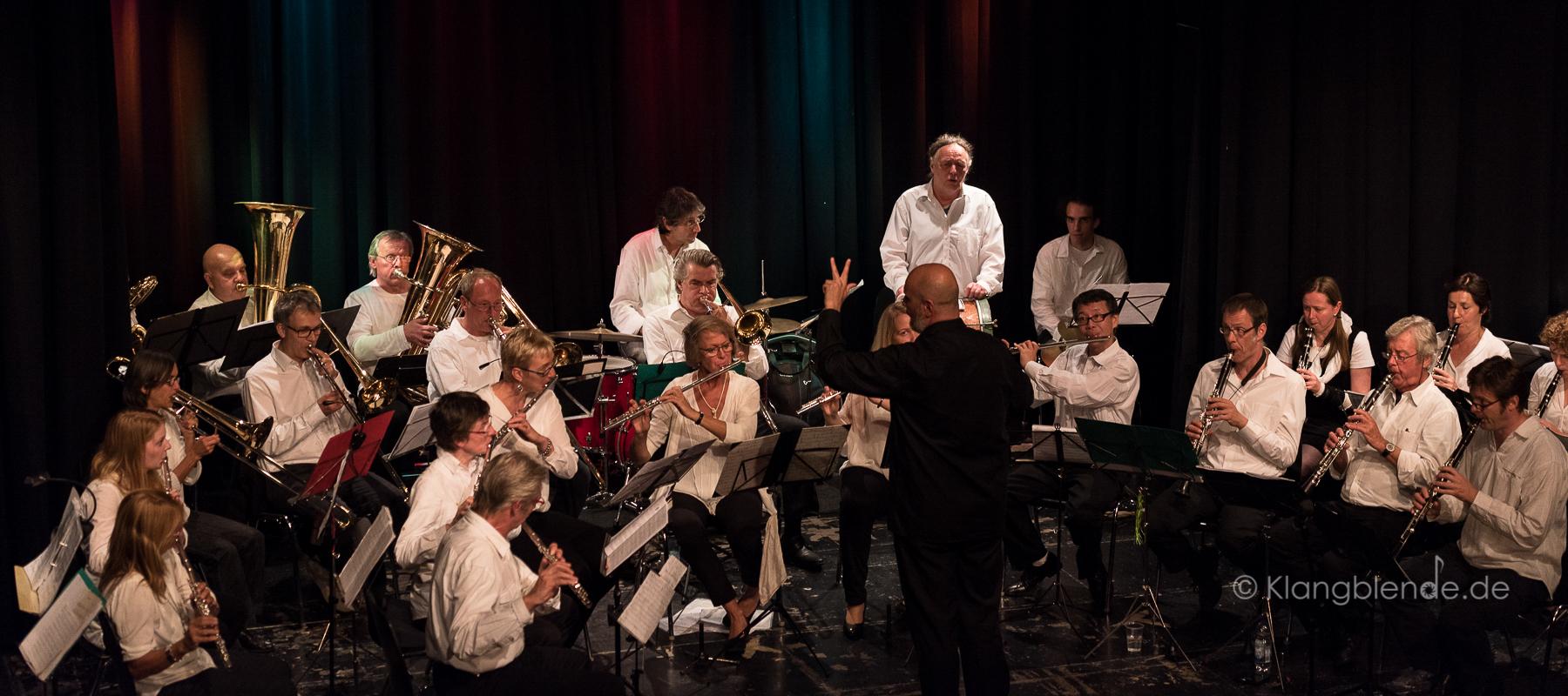 Konzert Düsseldorf Festival La Grande Banda Metafisica